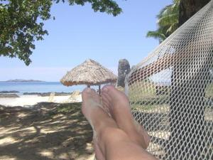 Annie In Fiji